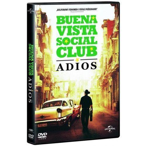Buena Vista Social Club - Adios - Filmostrada DARMOWA DOSTAWA KIOSK RUCHU, 88791202793DV (8207638)