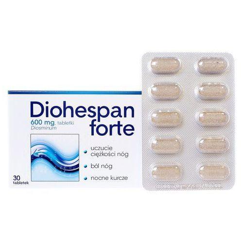 Diohespan Forte 600 mg 30 tabl. - produkt farmaceutyczny