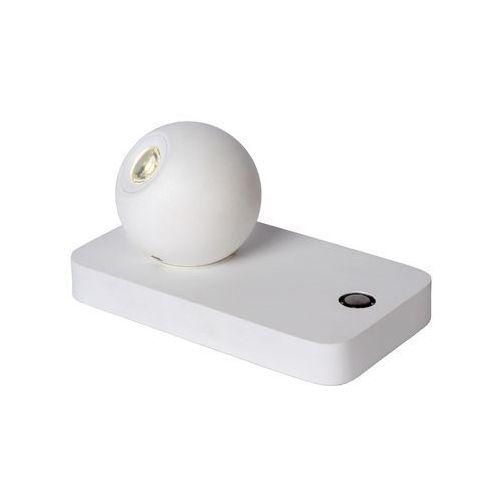 Lucide oby lampa stołowa led biały, 1-punktowy - nowoczesny - obszar wewnętrzny - oby - czas dostawy: od 4-8 dni roboczych (5411212314772)