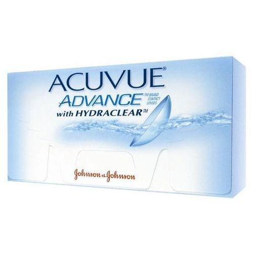 Acuvue Advance Hydraclear BC: 8,70 Promocja