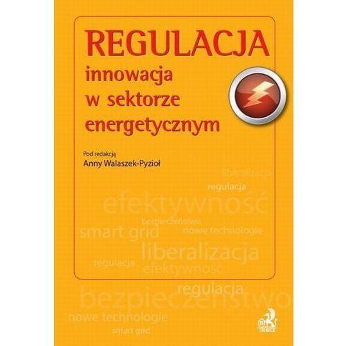 Regulacja - innowacja w sektorze energetycznym (550 str.)