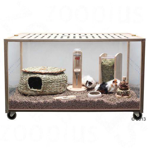 Living world green eco habitat klatka dla gryzoni - dł. x szer. x wys.: 98,5 x 58,5 x 61 cm| dostawa gratis + promocje| -5% rabat dla nowych klientów marki Hagen