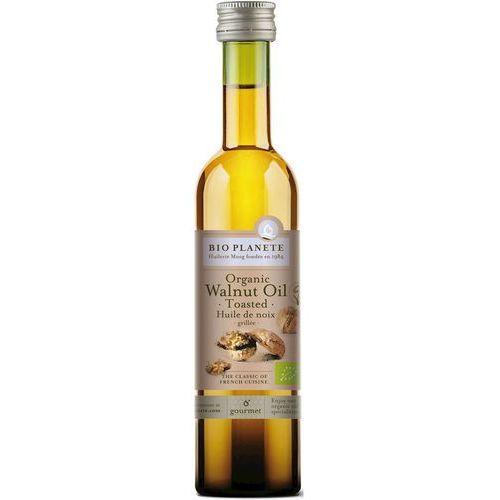 Olej z orzechów włoskich (z prażonych orzechów) BIO 100 ml - BIO PLANETE
