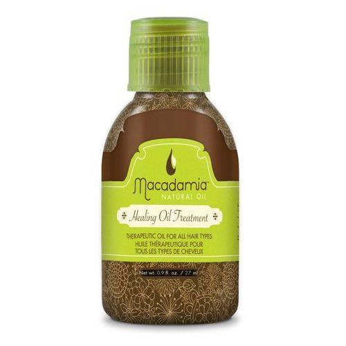 healing oil treatment | naturalny olejek do włosów 27ml marki Macadamia