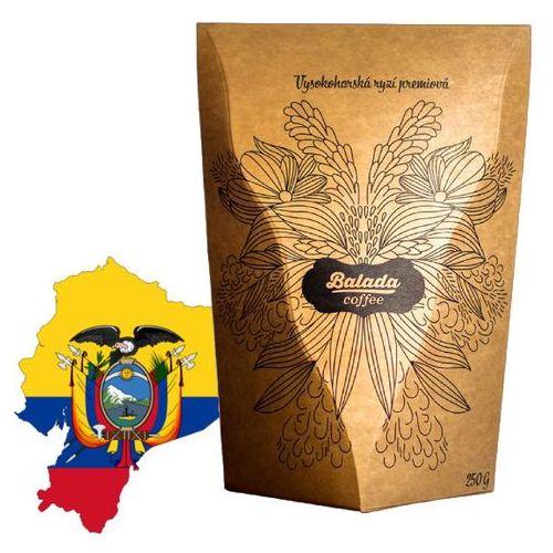kawa ziarnista ecuador altura eloro 250g marki Balada coffee