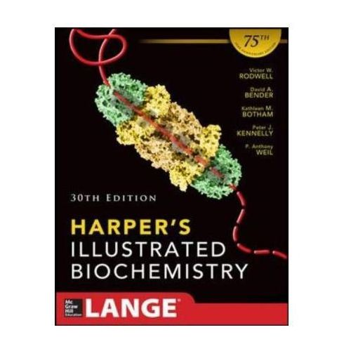 Harpers Illustrated Biochemistry (9780071825344)