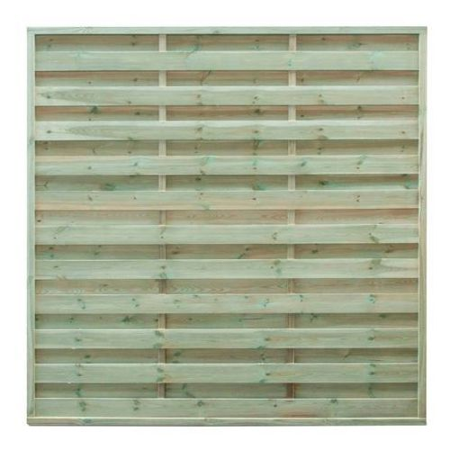 Płot panelowy prosty 25 mm 180 x 180 cm