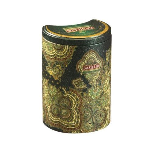 Basilur 70226 100g moroccan mint puszka herbata zielona liściasta puszka