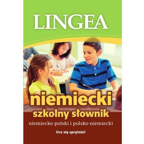 Szkolny Słownik Niemiecko-polski i polsko-niemiecki - Praca zbiorowa (496 str.)