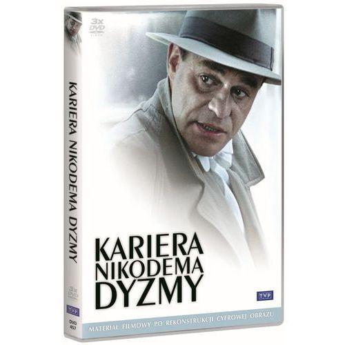 Telewizja polska s.a. Kariera nikodema dyzmy (3 dvd) (płyta dvd)