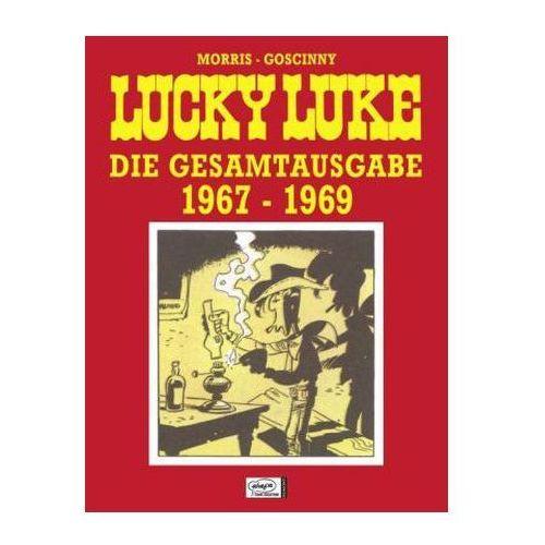 Lucky Luke, Die Gesamtausgabe, 1967-1969 (9783770421435)