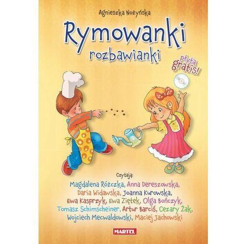 Rymowanki Rozbawianki + CD (9788363546373)