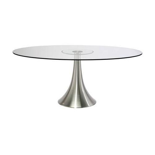 Kare Design Kare Design Grande Possibilita Stół Owalny Szklany 180x120cm (4025621716020) - produkt dostępny w sfmeble.pl