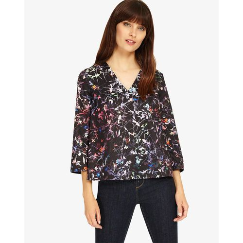 Phase Eight Midnight Garden Floral Top (5057122120906)