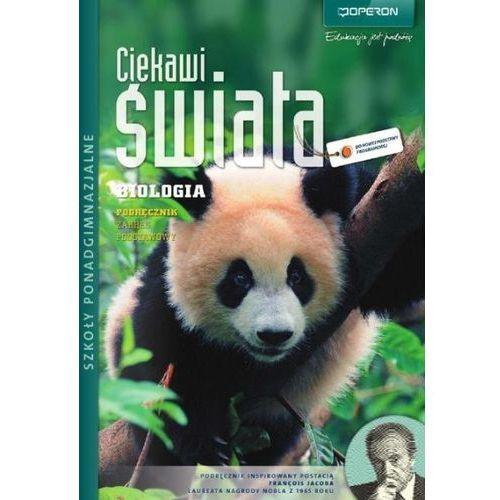Ciekawi świata Biologia Podręcznik Zakres podstawowy