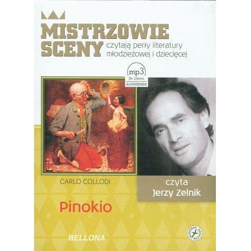 Pinokio. Mistrzowie Sceny. Audiobook na MP3, Bellona