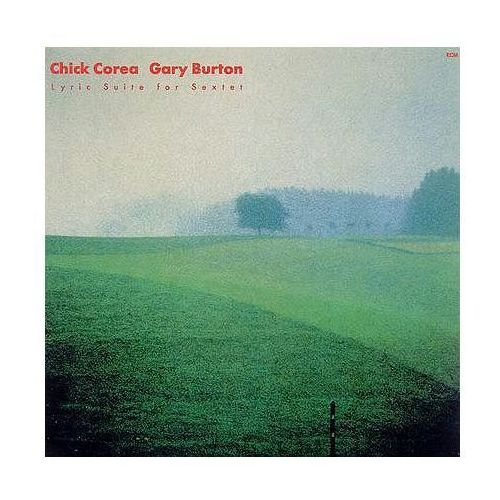 Universal music / ecm Lyric suite for sextet - chick & gary burton corea (płyta cd)