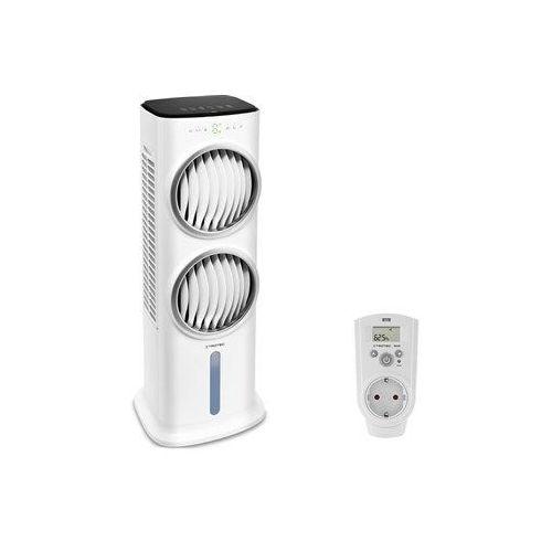 Trotec Aircooler, klimatyzer, nawilżacz powietrza pae 45 + higrostat gniazdkowy bh30
