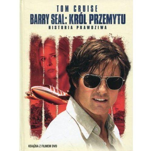 Barry Seal: Król przemytu (DVD) + Książka