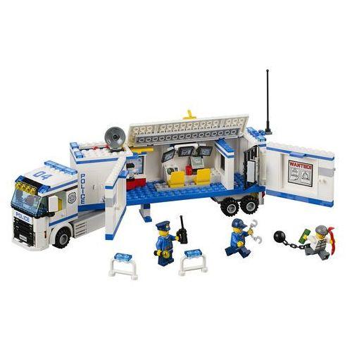 Lego City Mobilna jednostka policji 60044 z kategorii: klocki dla dzieci