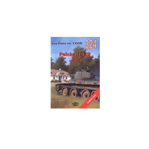Polska 1939 vol. II. Tank Power vol. LXXXIV 324, Militaria