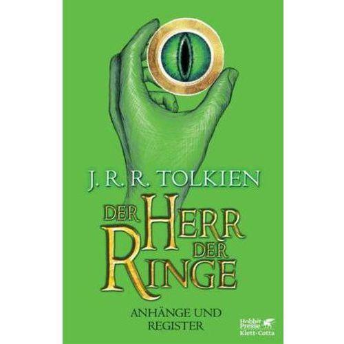 Der Herr der Ringe, Anhänge und Register (9783608939804)