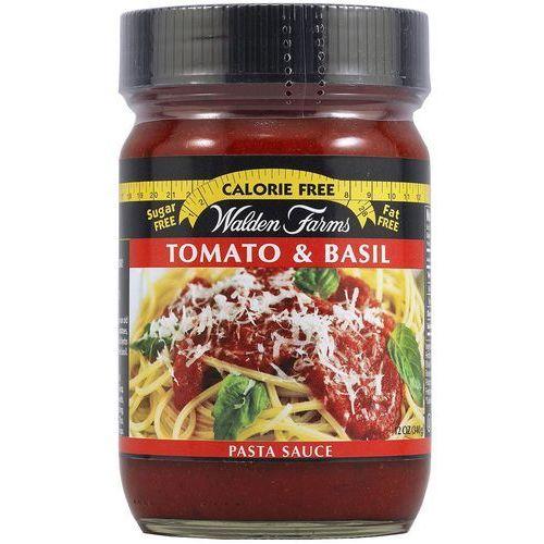 Walden farms Sos zero sos pomidorowy z bazylią 340g najlepszy produkt