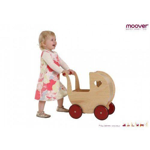 Wózek dla lalek Naturalny MOOVER TOYS - oferta [0577d5a8efb3c449]
