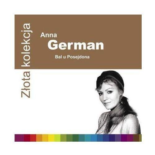Anna german - złota kolekcja + odbiór w 650 punktach stacji z paczką! marki Emi music poland