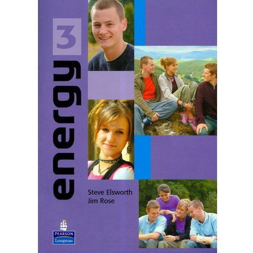 Energy 3 Students' Book with CD (2012)