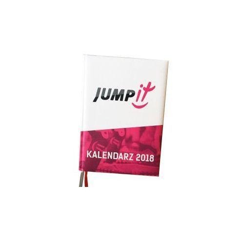 Gofit Kalendarz książkowy a5 na 2018 rok - jumpit