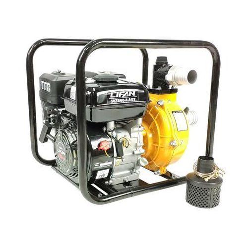 Motopompa ciśnieniowa spalinowa 50zb60 marki Lifan