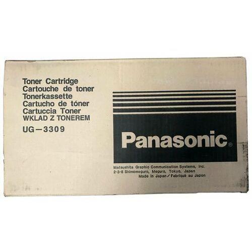 Wyprzedaż oryginał toner ug-3309 do panasonic uf-744 uf-788, pudełko otwarte marki Panasonic