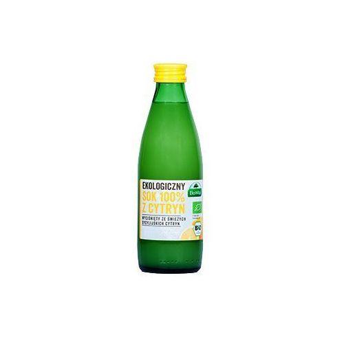Sok z cytryn 100% bio 250 ml marki Eko wital