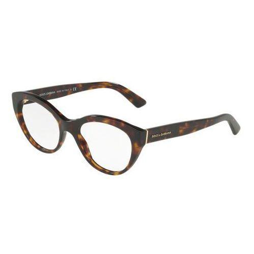 Dolce & gabbana Okulary korekcyjne dg3246 502