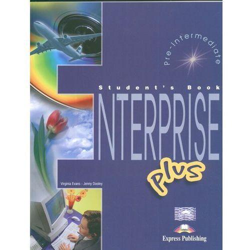 Enterprise Plus Pre Intermediate Student s Book (9781843258124)