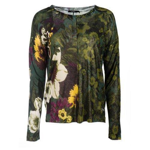 sweter damski floreado m zielony marki Desigual