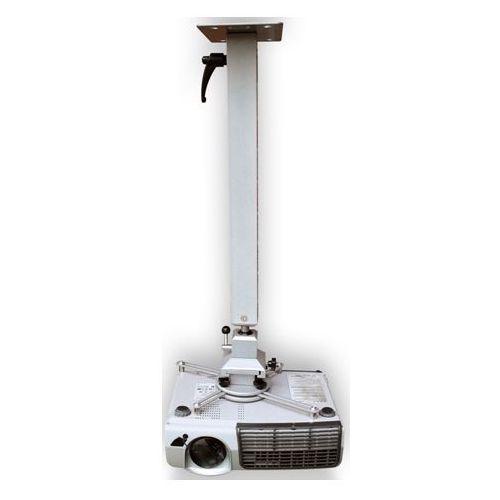 Uchwyt do projektorów 2x3 sufitowy model D 70-116,5cm Darmowy odbiór w 20 miastach!
