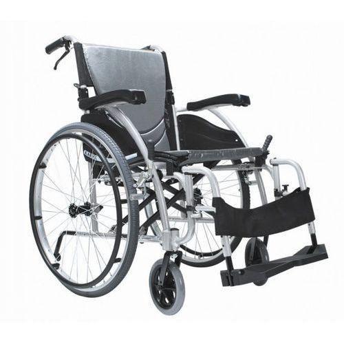 Wózek inwalidzki aluminiowy Karma S-Ergo 115 (wózek inwalidzki)
