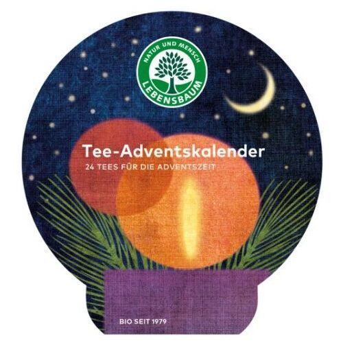 Lebensbaum Kalendarz adwentowy z herbatami