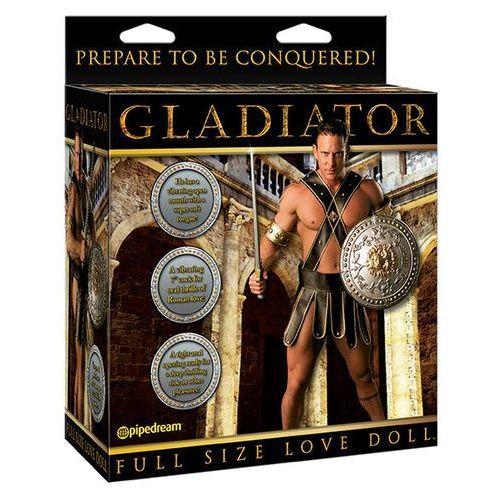 Lalka dmuchana męska - Gladiator Love Doll
