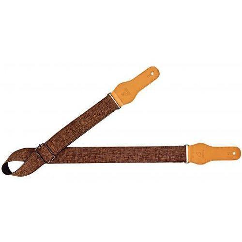 Ortega ocs-220 pasek gitarowy brown cotton