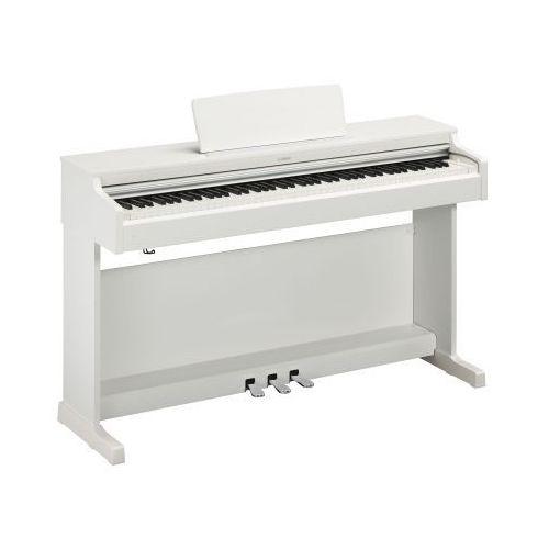 ydp 164 white arius pianino cyfrowe, kolor biały marki Yamaha