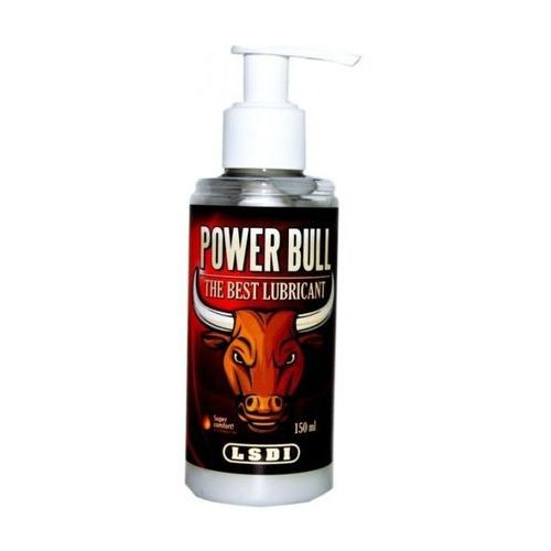 Power bull potency gel silny żel na erekcję 150 ml 070455 marki Love stim