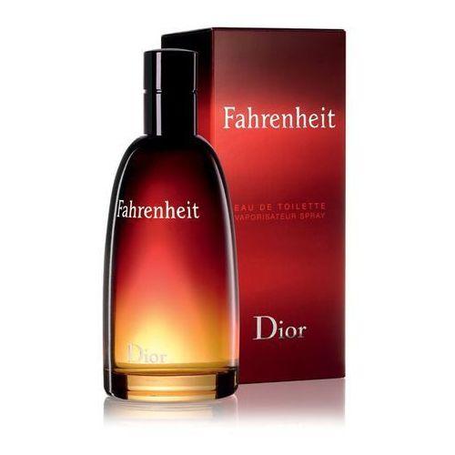 Christian dior fahrenheit woda po goleniu 100 ml dla mężczyzn (3348900010062)