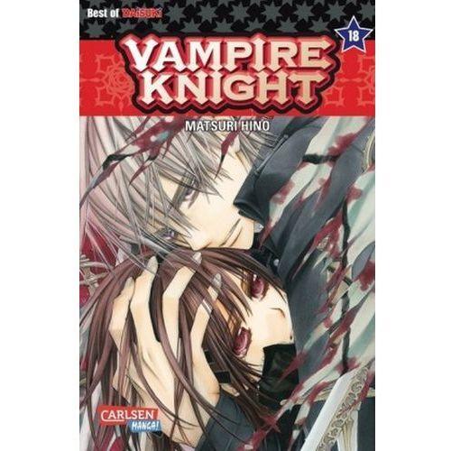 Vampire Knight. Bd.18