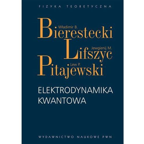 Elektrodynamika kwantowa (628 str.)