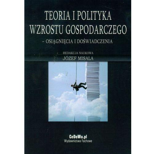 Teoria i polityka wzrostu gospodarczego, CeDeWu
