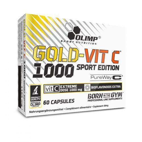 OLIMP Gold-Vit C 1000 Sport Edition - 60 kapsułek (5901330062995)