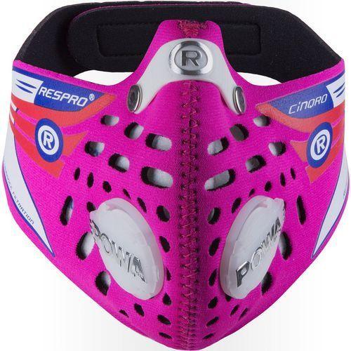 Respro Maska antysmogowa cinqro różowy l + zamów z dostawą jutro! + darmowy transport! (0656654003197)